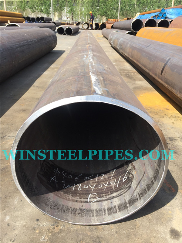 406.4mm LSAW steel pipe