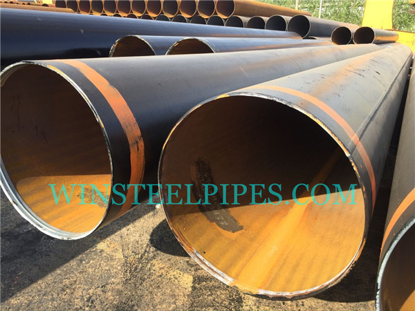 711.2mm LSAW steel pipe