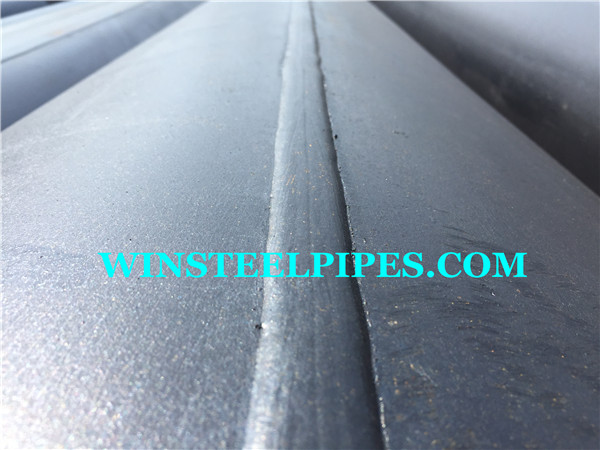 LSAW steel pipe weld seam