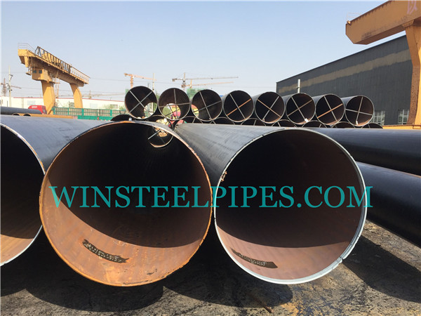 1016mm LSAW steel pipe