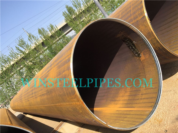 1219.2mm LSAW steel pipe