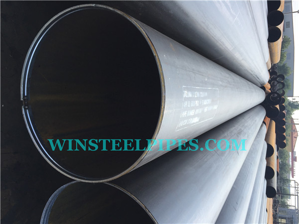 762.0mm LSAW steel pipe