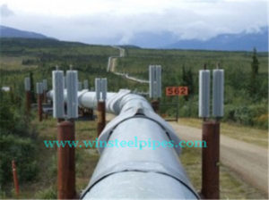 API 5L lsaw pipe Canada Project