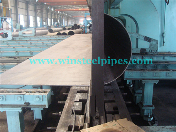 """""""C"""" shape lsaw pipe"""
