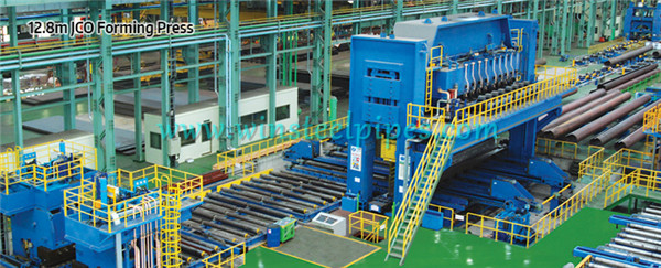 lsaw pipe equipment-Pipe forming press