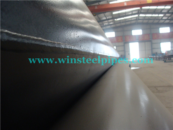 one weld seam lsaw pipe