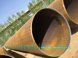 lsaw steel pipe 1219x16