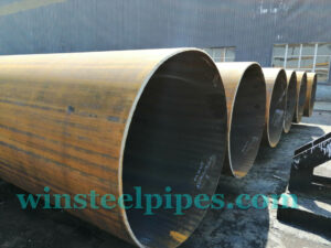 lsaw steel pipe 1524x15