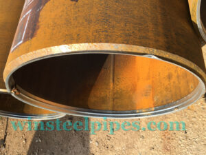 lsaw steel pipe 762x20