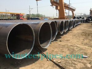 lsaw steel pipe 813x8